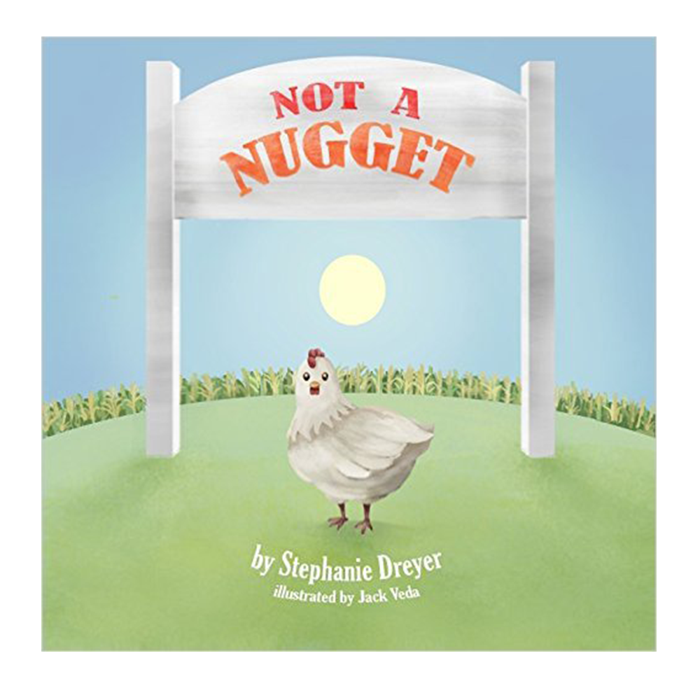 Not A Nugget-Kids - Book-Amazon-Unicorn Goods