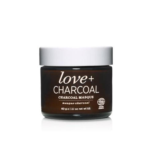 One Love Organics Love + Charcoal Masque-Womens Skincare-One Love Organics-Unicorn Goods