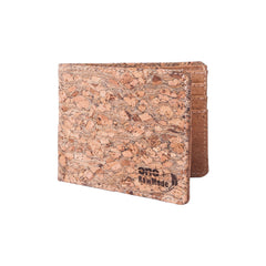 ONO + RawMade Dark Cork Wallet-Mens Wallet-RawMade-Unicorn Goods