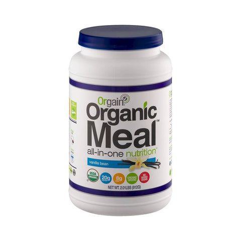 Orgain Organic Meal Replacer Vanilla Bean Nutritional Protein Powder-Food - Protein-Food-Unicorn Goods