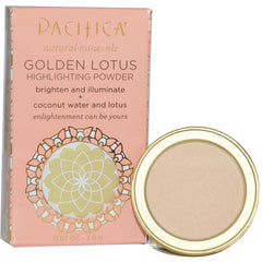 Pacifica Golden Lotus Highlighting Powder-Makeup - Face-Pacifica-Unicorn Goods