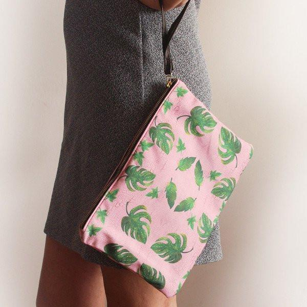 Petrushka Modern Clutch-Womens Clutch-Petrushka-Unicorn Goods