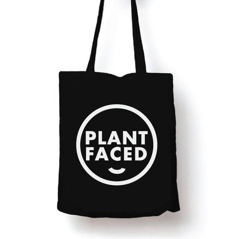 Plant Faced Clothing Plant Faced Organic Cotton Tote-Unisex Tote-Plant Faced Clothing-Unicorn Goods