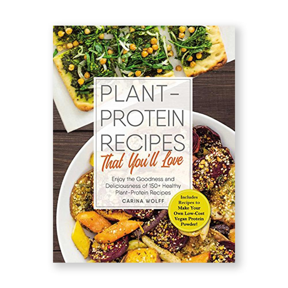 Plant-Protein Recipes That You'll Love-Cookbook-Amazon-Unicorn Goods