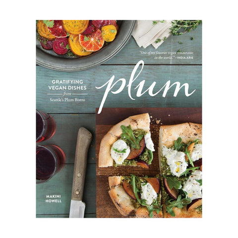 Plum: Gratifying Vegan Dishes from Seattle's Plum Bistro-Cookbook-Amazon-Unicorn Goods