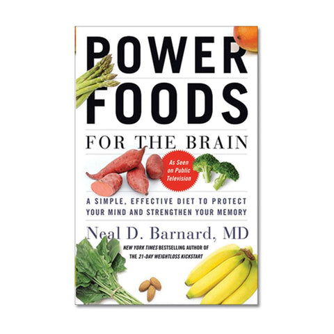 Power Foods for the Brain-Nonfiction-Amazon-Unicorn Goods