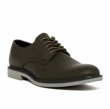 Public Opinion Zane Derby in Forest-Mens Dress Shoes-Public Opinion-Unicorn Goods