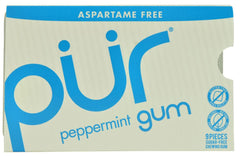 pür Gum - Peppermint (pack)-Gum-Food-Unicorn Goods