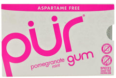 Pür Gum - Pomegranate Mint (pack)-Gum-Food-Unicorn Goods