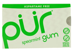 Pür Gum - Spearmint (pack)-Gum-Food-Unicorn Goods