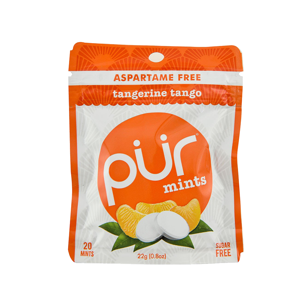 Pür Mints - Tangerine Tango-Candy-Food-Unicorn Goods
