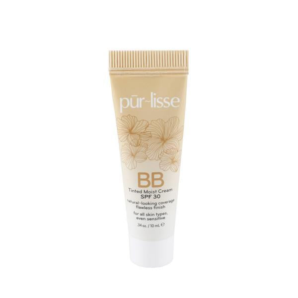 Pūrlisse BB Tinted Moisturizer Cream with SPF 30 (Travel Size)-Womens Skincare-Purlisse-Unicorn Goods