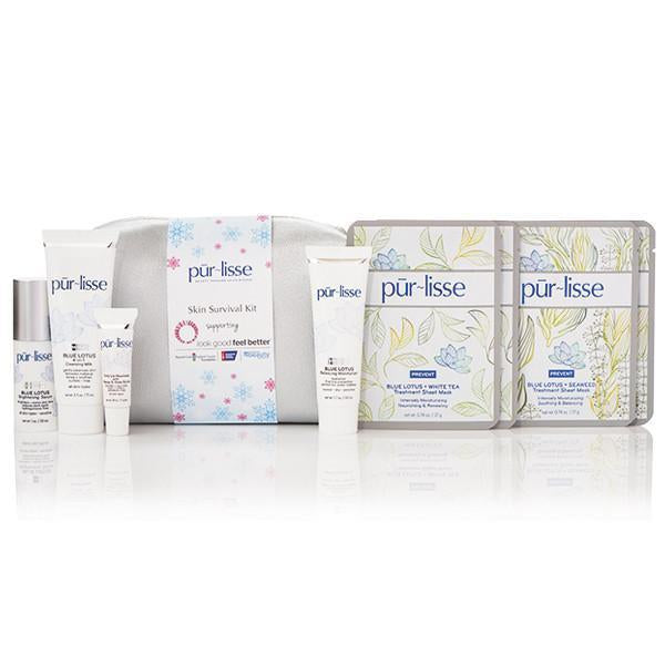 Pūrlisse Skin Survival Kit-Womens Skincare-Purlisse-Unicorn Goods