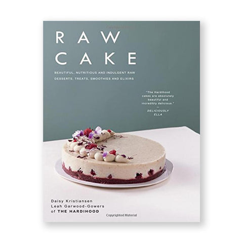 Raw Cake-Cookbook-Amazon-Unicorn Goods