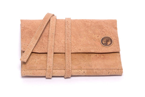 RawMade Cork Wallet Clutch-Womens Clutch-RawMade-Unicorn Goods