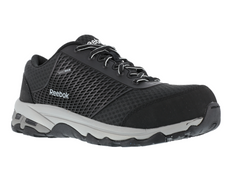 Reebok Heckler Men's Athletic Composite Toe Shoes-Men's Utility Shoes-Reebok-Unicorn Goods