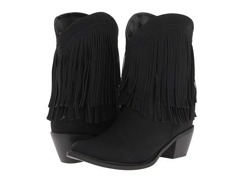 fcab865c76e Roper Boots with Black Fringe