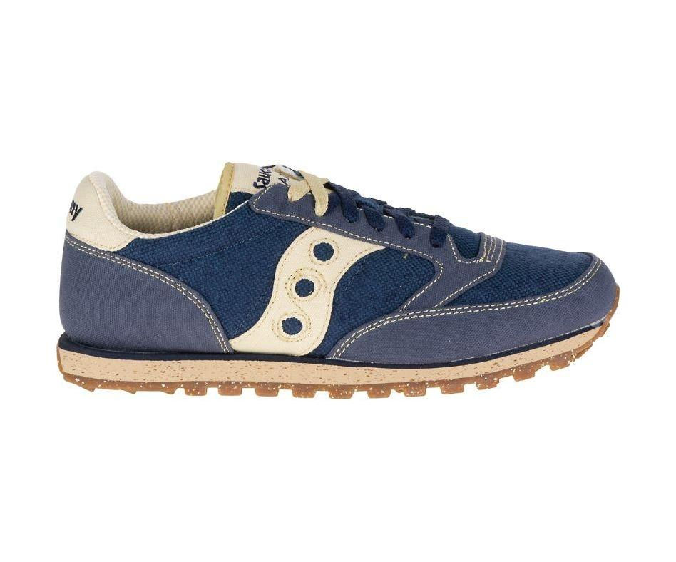 Saucony Men's Jazz Low Pro Sneakers in Navy-Mens Athletic Shoes-Saucony-Unicorn Goods