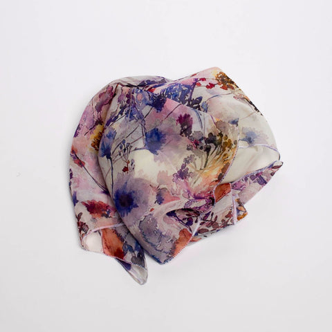 Sévya Aashi Bemberg Scarf-Womens Scarf-Bead and Reel-Unicorn Goods