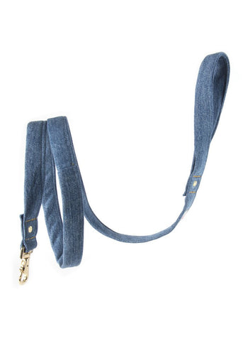 Shed Mom Jeans Leash in Medium Wash-Pet-Shed-Unicorn Goods