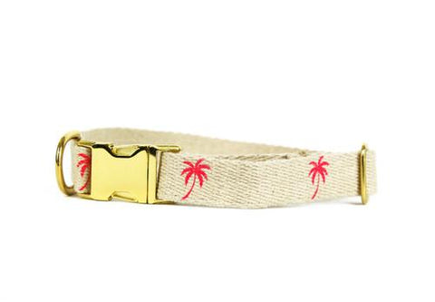 Shed Palms Collar-Pet-Shed-Unicorn Goods
