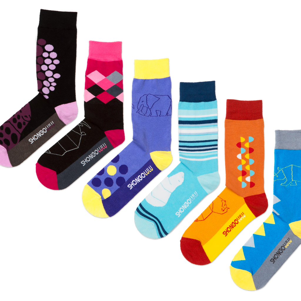 Shongolulu Sock Drawer for Her-Womens Socks-Shongolulu-Unicorn Goods