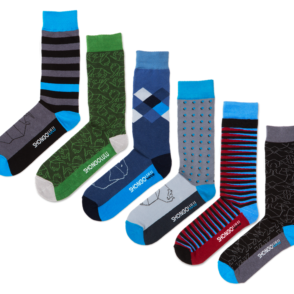 Shongolulu Sock Drawer for Him-Mens Socks-Shongolulu-Unicorn Goods