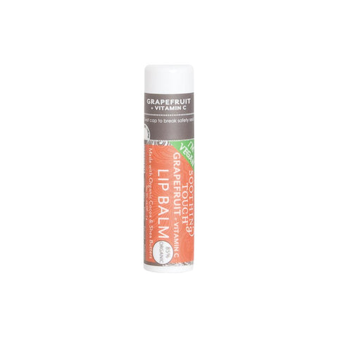 Soothing Touch Grapefruit + Vitamin C Lip Balm-Unisex Lip Balm-Soothing Touch-Unicorn Goods
