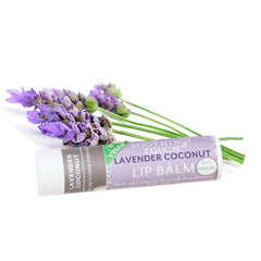 Soothing Touch Lavender Coconut Lip Balm-Unisex Lip Balm-Soothing Touch-Unicorn Goods