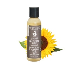 Soothing Touch Nut Free Lite Bath, Body & Massage Oil-Unisex Body-Soothing Touch-Unicorn Goods