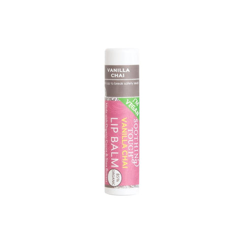 Soothing Touch Vanilla Chai Lip Balm-Unisex Lip Balm-Soothing Touch-Unicorn Goods