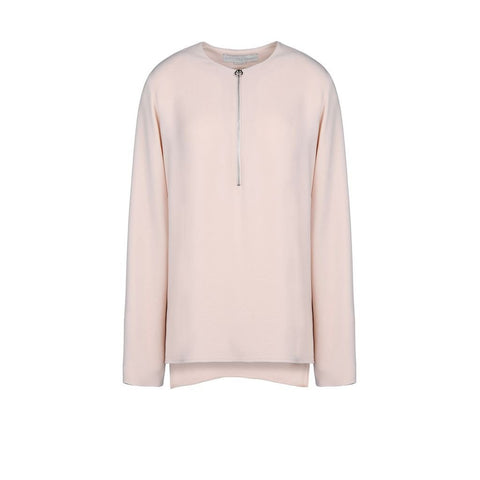 Stella McCartney Arlesa Top in Rose-Womens Shirt-Stella McCartney-Unicorn Goods