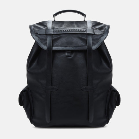 Stella McCartney Black Alter Nappa Backpack-Womens Backpack-Stella McCartney-Unicorn Goods