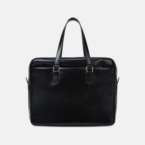 Stella McCartney Black Alter Nappa Business Briefcase-Unisex Briefcase-Stella McCartney-Unicorn Goods