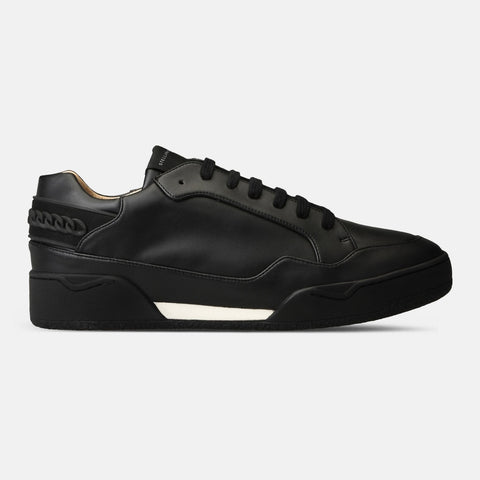 Stella McCartney Black Alter Nappa Chain Sneakers-Womens Sneakers-Stella McCartney-Unicorn Goods