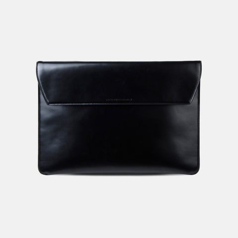 Stella McCartney Black Alter Nappa Envelope Briefcase-Unisex Briefcase-Stella McCartney-Unicorn Goods
