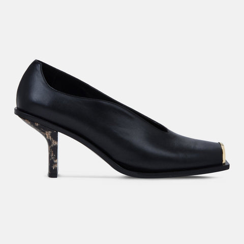 ecf60425c46f Stella McCartney Black Alter Nappa Pumps