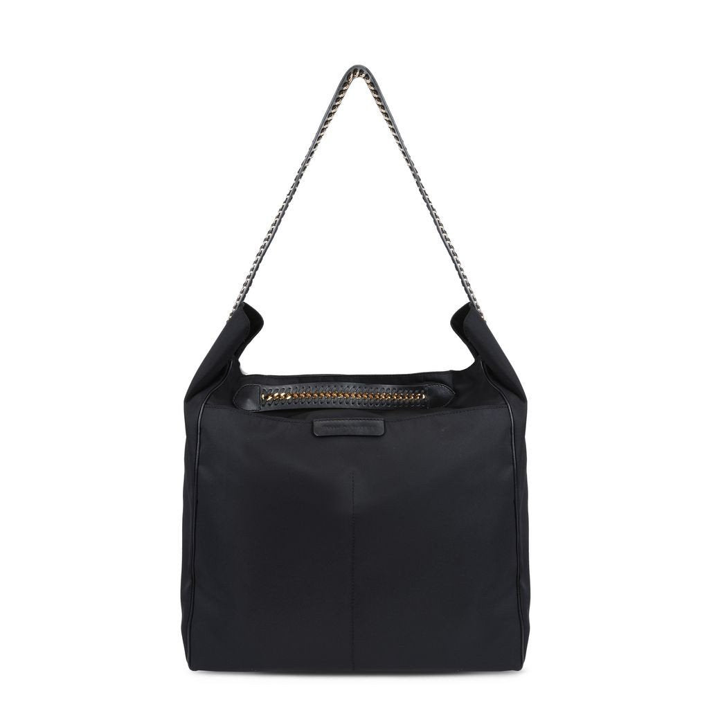 Stella McCartney Black Falabella GO Hobo Bag-Womens Tote-Stella McCartney-Unicorn Goods