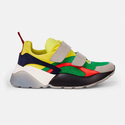 Stella McCartney Eclypse Colour Block Sneakers-Womens Sneakers-Stella McCartney-Unicorn Goods