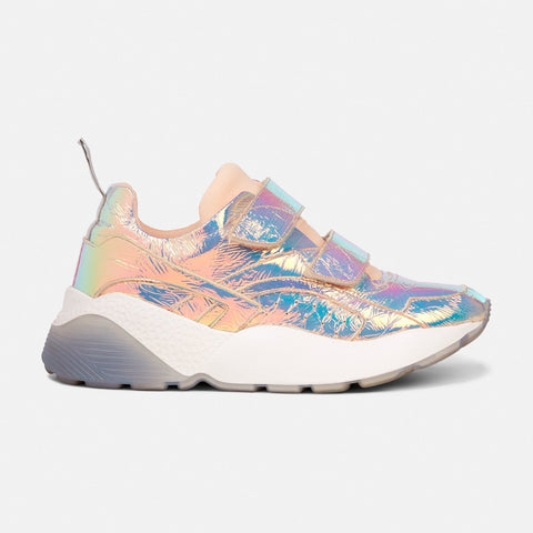 Stella McCartney Eclypse Metallic Sneakers-Womens Sneakers-Stella McCartney-Unicorn Goods