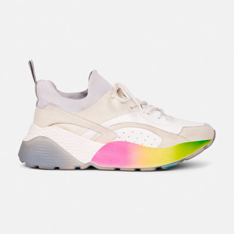 Stella McCartney Eclypse Rainbow Sneakers-Womens Sneakers-Stella McCartney-Unicorn Goods