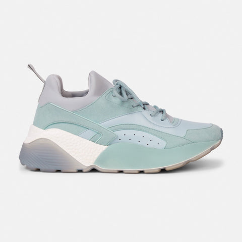 Stella McCartney Eclypse Sky Blue Sneakers-Womens Sneakers-Stella McCartney-Unicorn Goods
