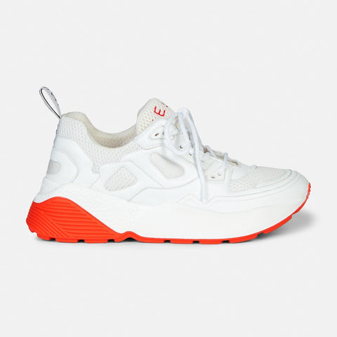 Stella McCartney Eclypse White Sneakers-Womens Sneakers-Stella McCartney-Unicorn Goods