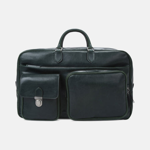 Stella McCartney Green Business Travel Bag-Unisex Briefcase-Stella McCartney-Unicorn Goods
