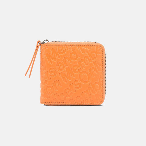 Stella McCartney Honey Eco Alter Nappa Embossed Wallet-Womens Wallet-Stella McCartney-Unicorn Goods