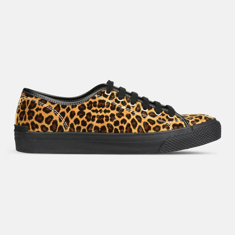 Stella McCartney Leopard Vulca Sneakers-Womens Sneakers-Stella McCartney-Unicorn Goods