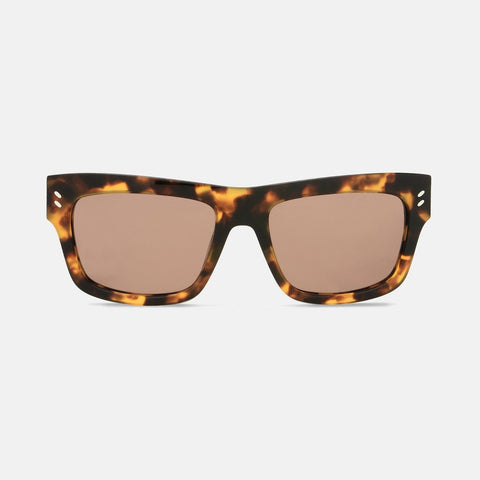 Stella McCartney Men's Sunglasses in Brown-Mens Sunglasses-Stella McCartney-Unicorn Goods