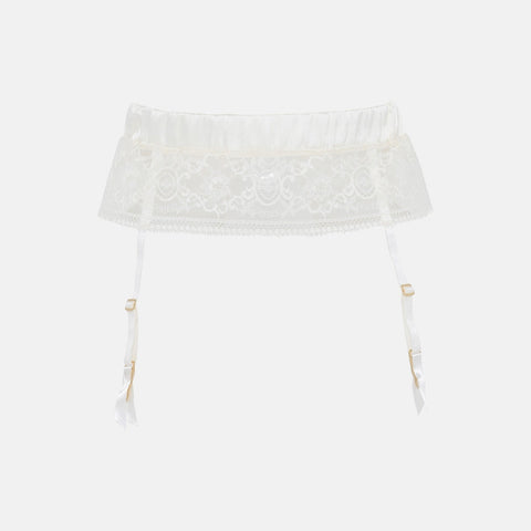 Stella McCartney Ophelia Whistling Garter Belt-Womens Belt-Stella McCartney-Unicorn Goods