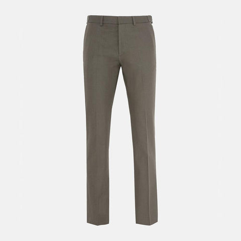 Stella McCartney Organic Cotton Stevie Pants in Green-Womens Pants-Stella McCartney-Unicorn Goods