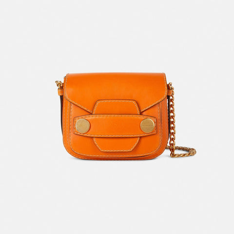 d178a0aa9b Stella McCartney Stella Popper Mini Bag in Yellow